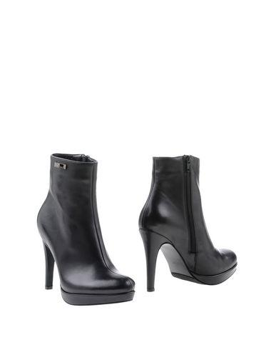 John Galliano Ankle Boot In Black