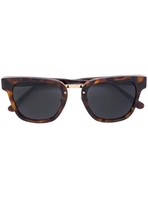 Retrosuperfuture Giorno Classic Havana Sunglasses In Brown