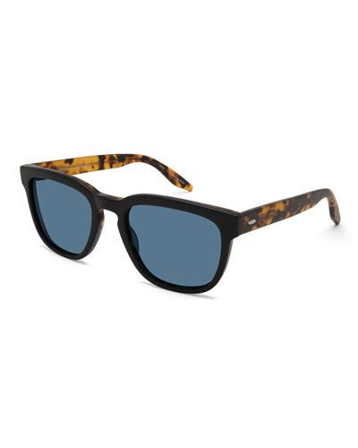 15182a0e3b9 BARTON PERREIRA. Men S Coltrane Square Acetate Sunglasses