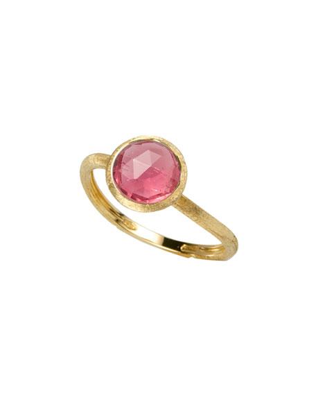 Marco Bicego Jaipur 18K Gold & Pink Tourmaline Ring