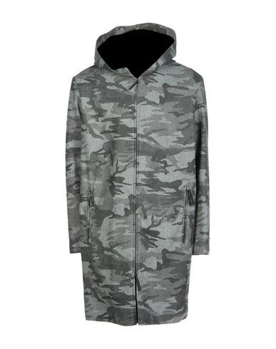 Emporio Armani Coat In Grey