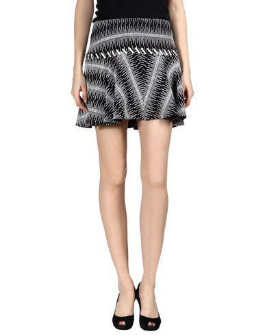Thakoon Addition Mini Skirt In Black