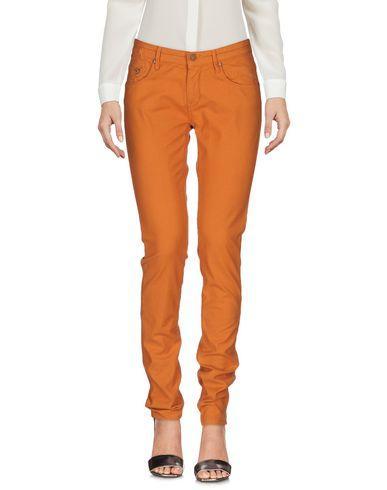 Maison Scotch Casual Pants In Orange