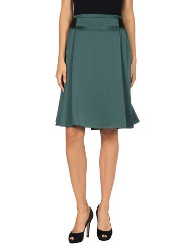 Armani Collezioni Knee Length Skirt In Green