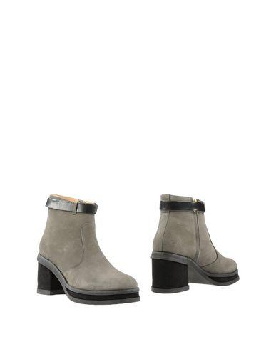 Purified Ankle Boot In Grey