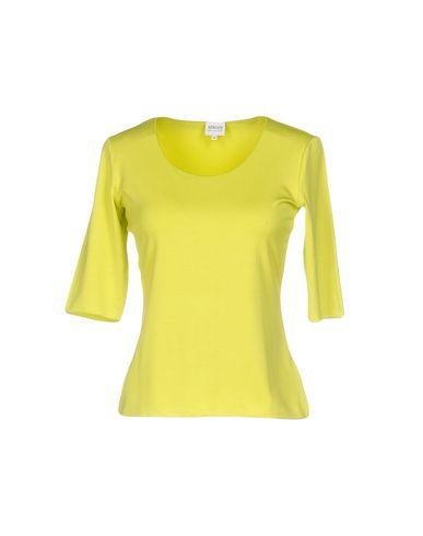 Armani Collezioni T-Shirt In Yellow