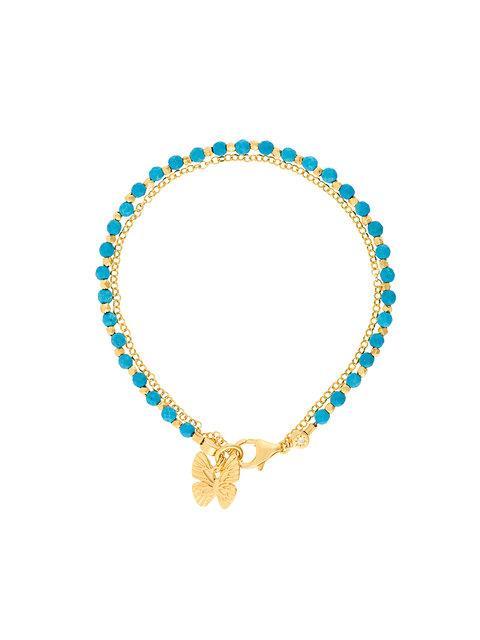 Astley Clarke Butterfly Biography Bracelet