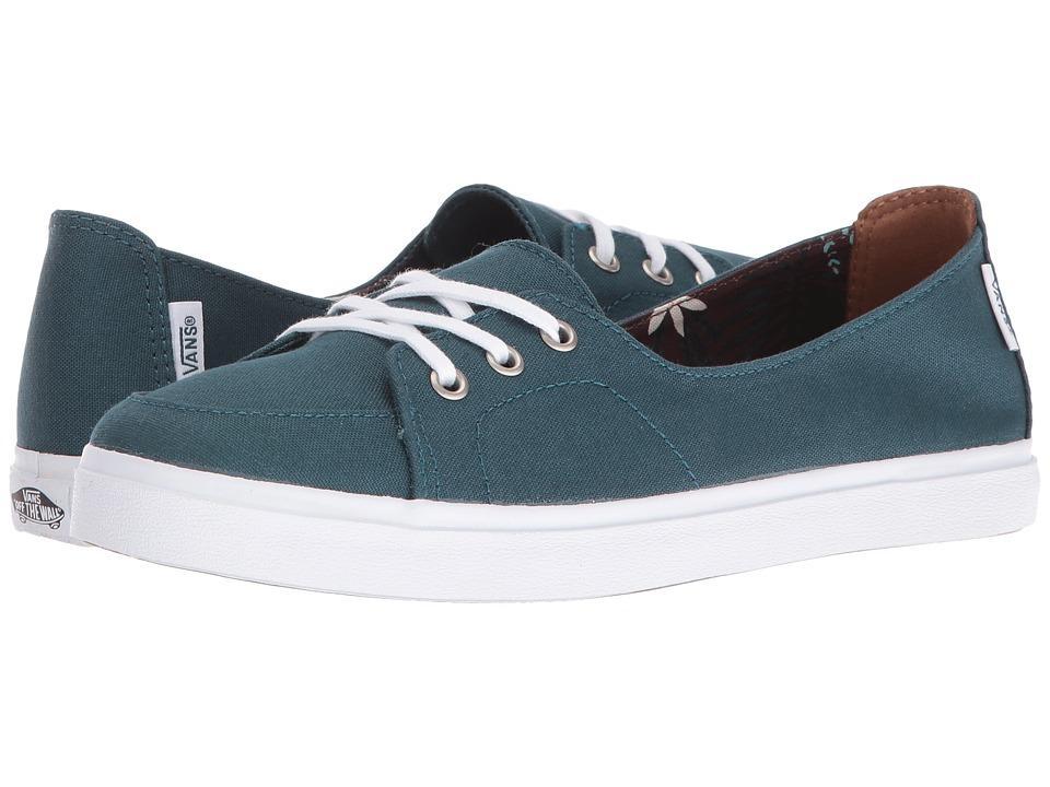 Vans - Palisades Sf ((aloha) Atlantic) Women's Slip On Shoes ...