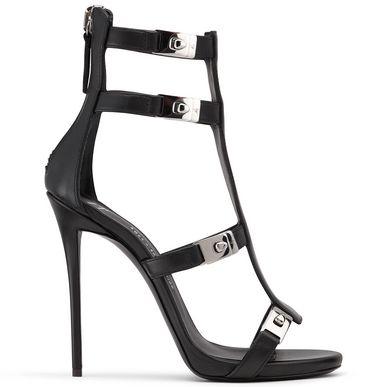 Giuseppe Zanotti Mj Sandals In Black
