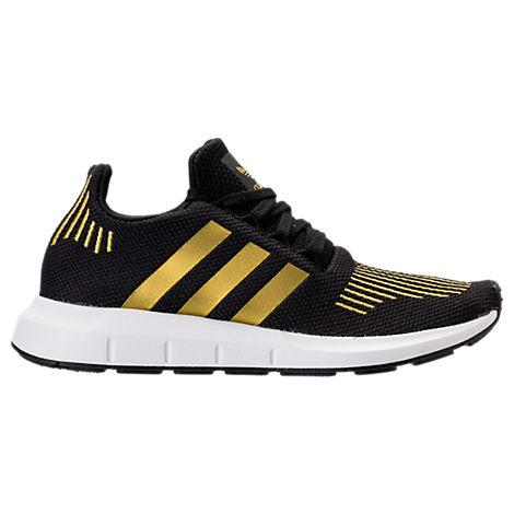 63ef736ce899b3 Adidas Originals Adidas Women S Swift Run Casual Sneakers From Finish Line  In Black