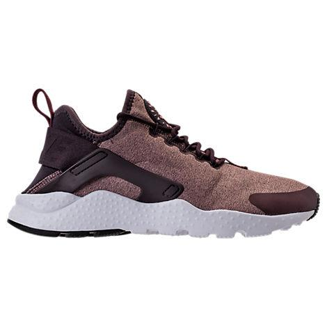 quite nice 282f8 66137 Nike Women s Air Huarache Run Ultra Se Running Sneakers From Finish Line In  Brown