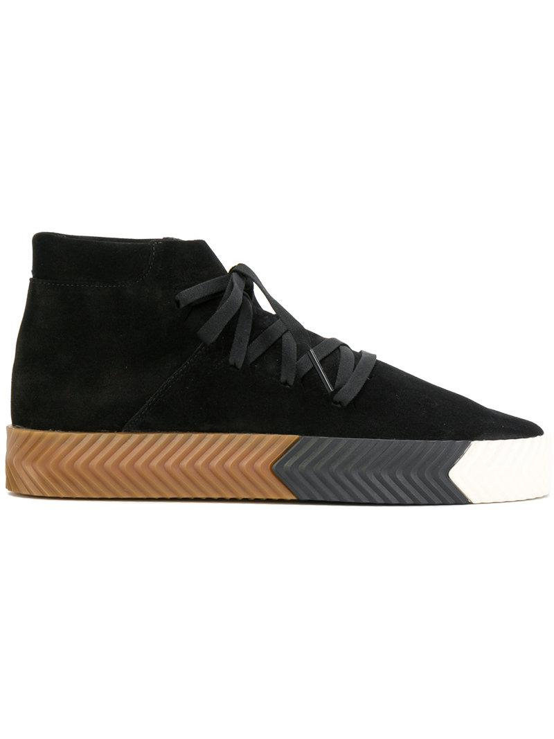 6f0a8cef2cc5eb Adidas Originals By Alexander Wang Skate Sneakers. Farfetch