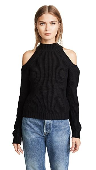 Bb Dakota Mai Sweater In Black