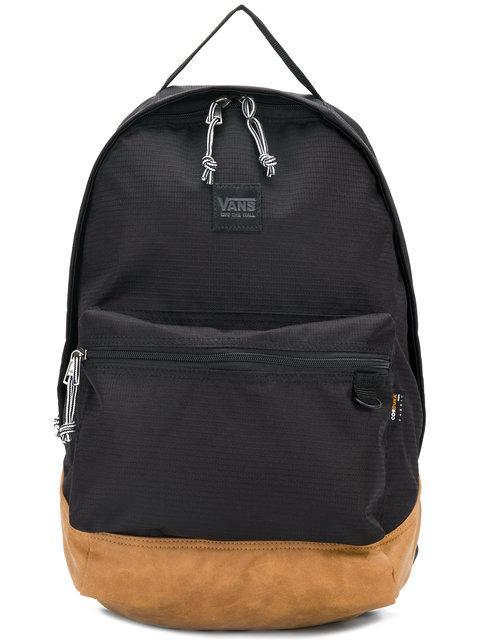 Vans Zip Pocket Backpack