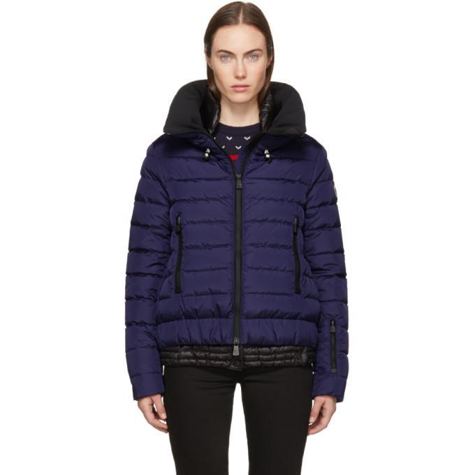 Moncler Grenoble Purple Down Vonne Jacket