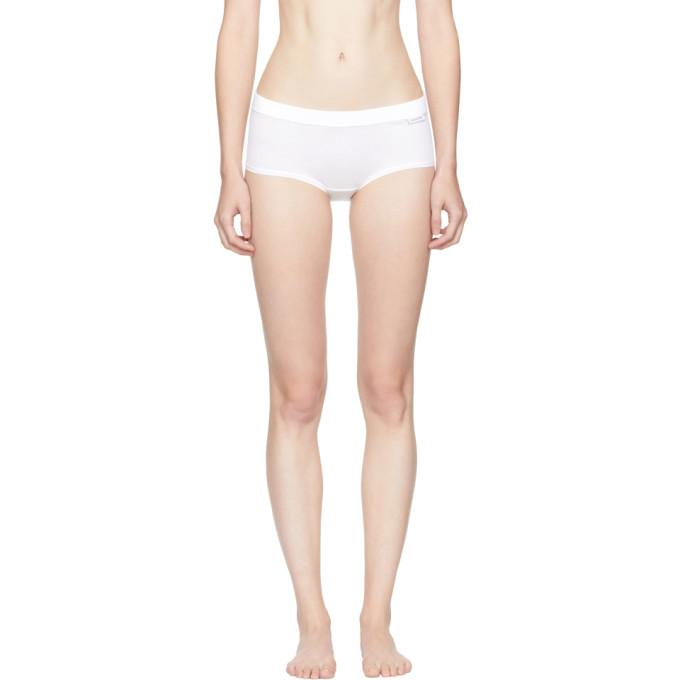 Calvin Klein 205w39nyc White Concept Authentic Story Briefs