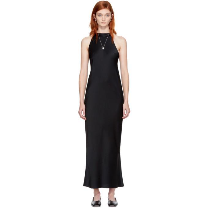 Khaite Black Karen Dress