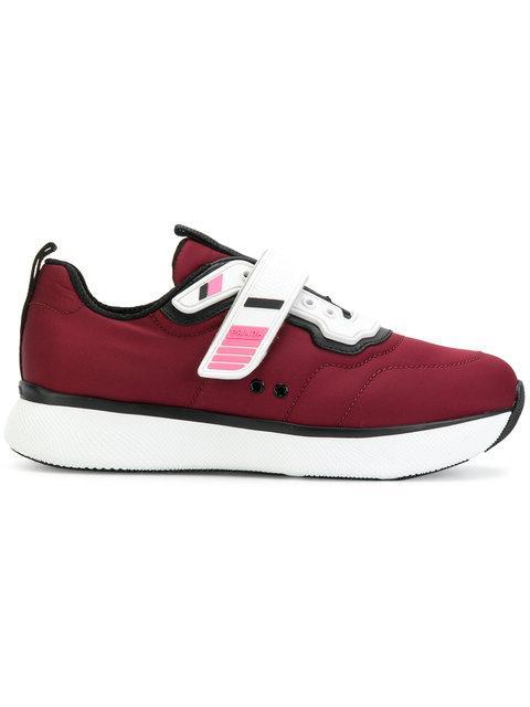 Prada Neoprene Sneakers