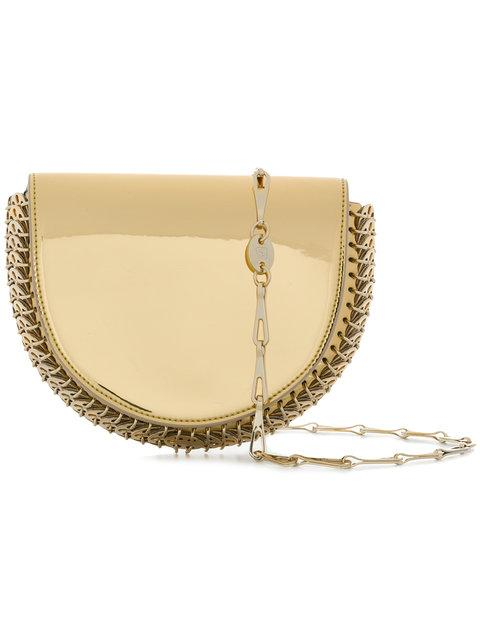Paco Rabanne Small Dome Shoulder Bag
