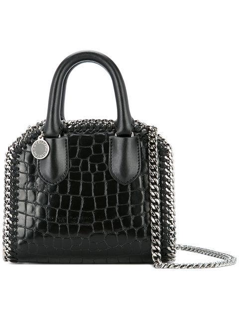 Stella Mccartney Mini Falabella Box Shoulder Bag