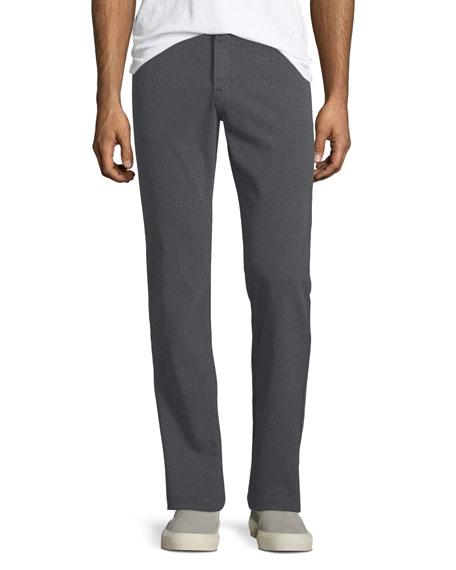 Ag The Graduate Slim Straight Fit Jeans In Grey In Dark Ridge