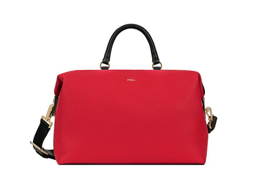 Furla Blogger M Bag In Red