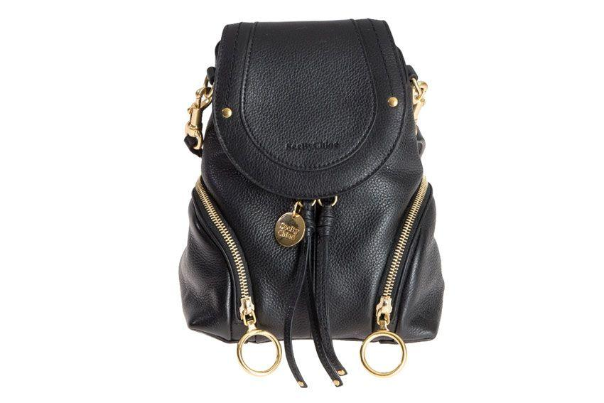 See By ChloÉ See By Chloè Backpack Polly In Black