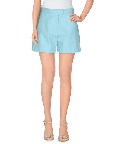 Msgm Shorts In Sky Blue