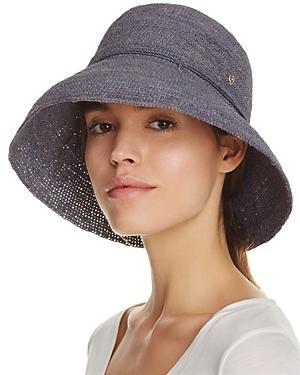 Helen Kaminski Provence 10 Hat In Denim