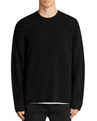 Allsaints Arian Sweater In Black