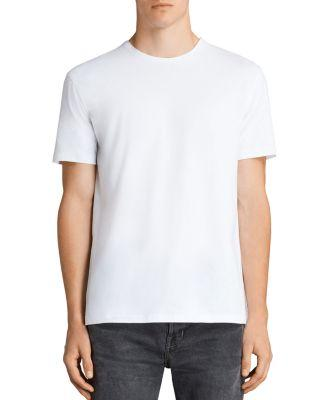 Allsaints Migure Cotton-jersey T-shirt In Optic White