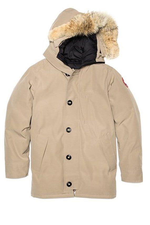 Canada Goose Chateau Jacket In Beige