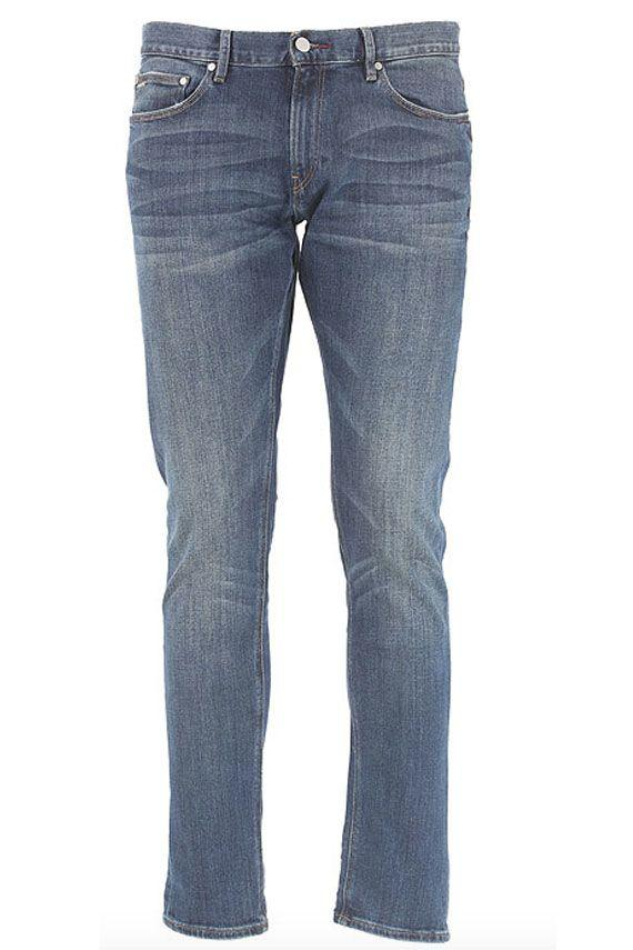 Michael Michael Kors Jeans Skinny In Blue
