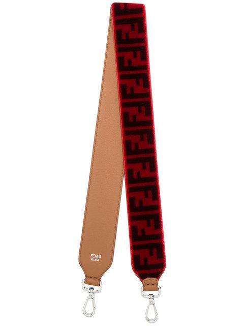 Fendi Textured-effect Strap You