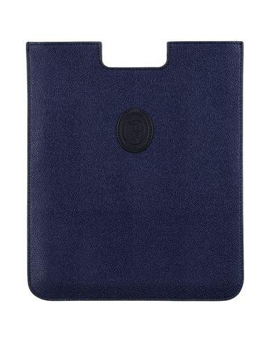 Trussardi Hi-tech Accessory In Dark Blue