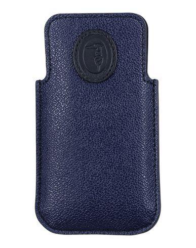 Trussardi Iphone 5/5s/se Cover In Dark Blue
