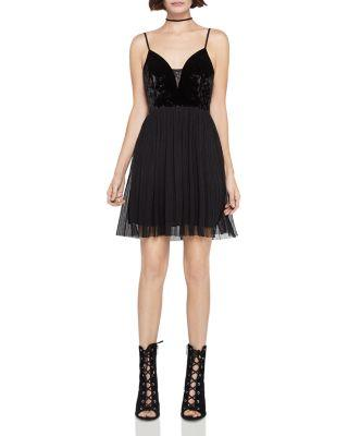 Bcbgeneration Ballerina Dress In Black