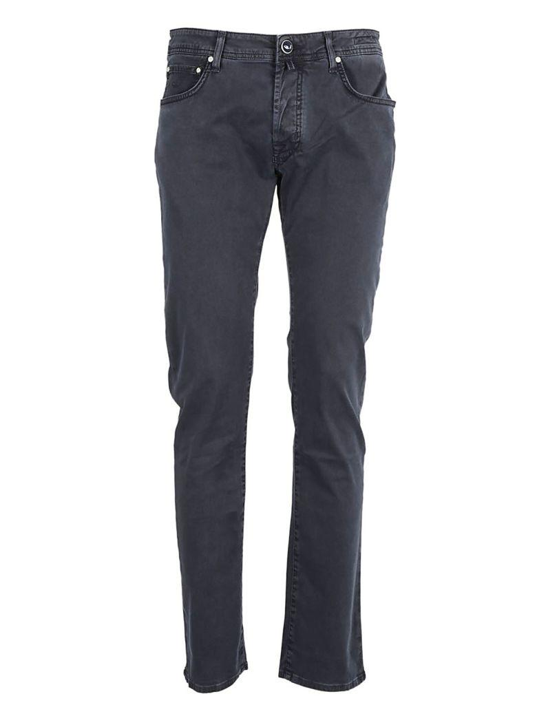 Jacob Cohen Classic Fitted Jeans In Blue