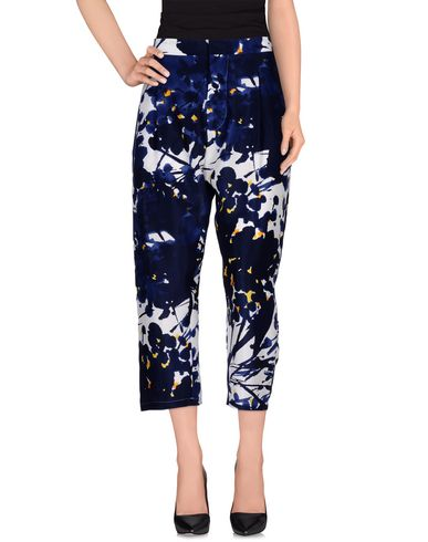 Marni Casual Pants In Dark Blue