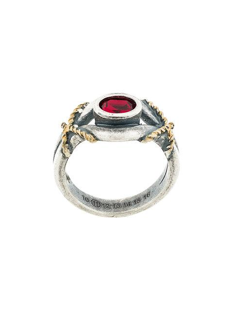 Maison Margiela Embellished Ring