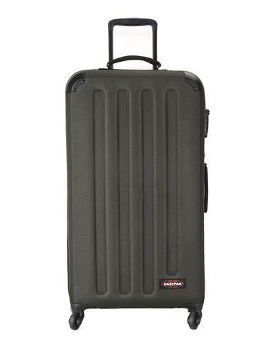 Eastpak Wheeled Luggage In Dark Green