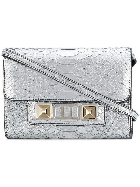 Proenza Schouler Ps11 Snake Embossed Bag