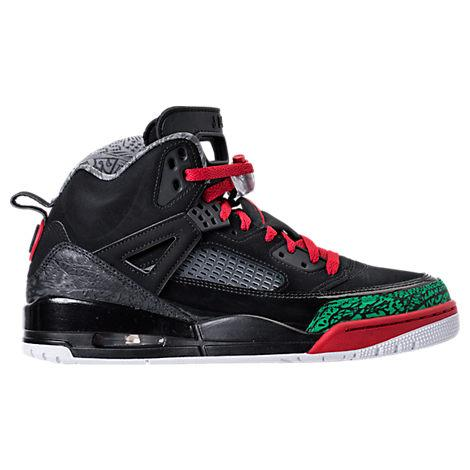 Nike Men's Air Jordan Spizike Off-court Shoes, Black