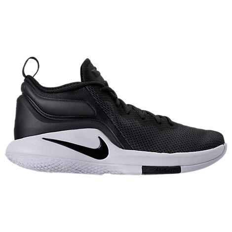 Nike Men's Lebron Witness Ii Basketball Shoes, Black