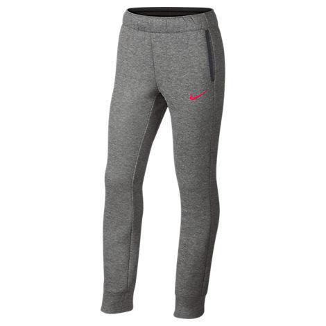 Nike Girls' Therma Training Pants, Grey