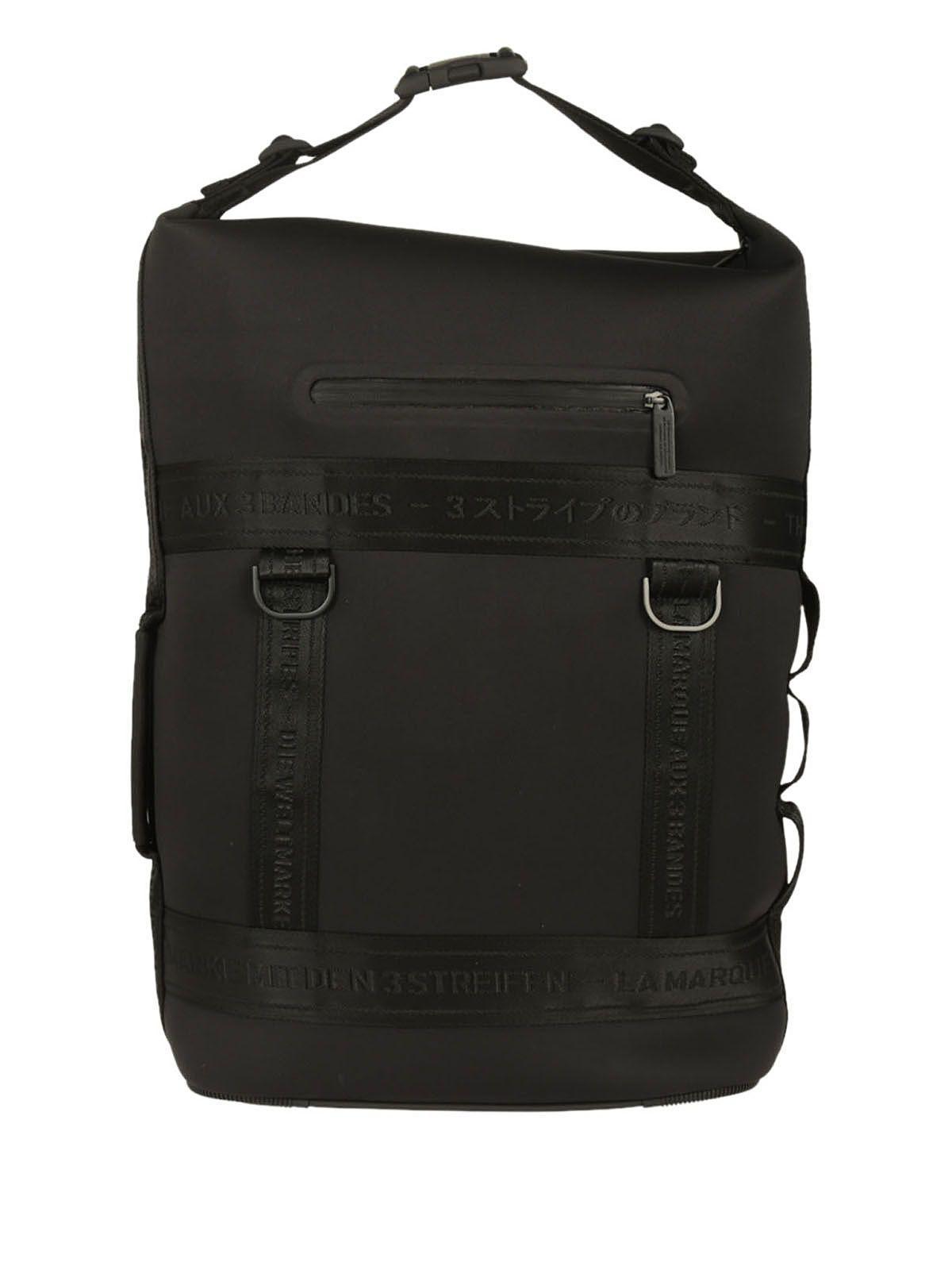 Adidas Originals Night Backpack In Black