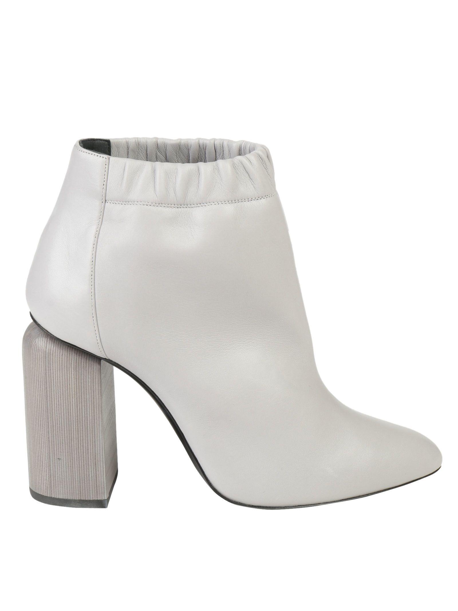 Pierre Hardy Flex Ankle Boots In Grey