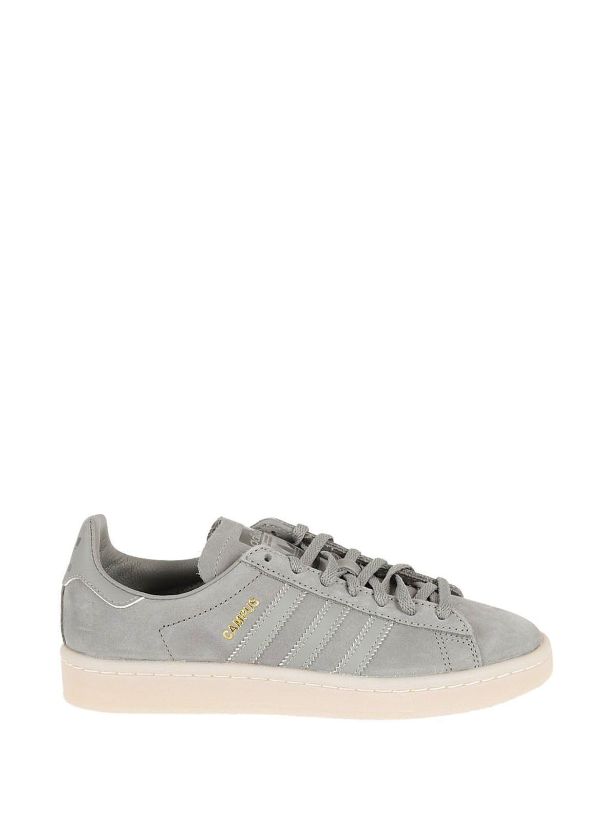 Adidas Originals Gazelle Sneakers In Grigio