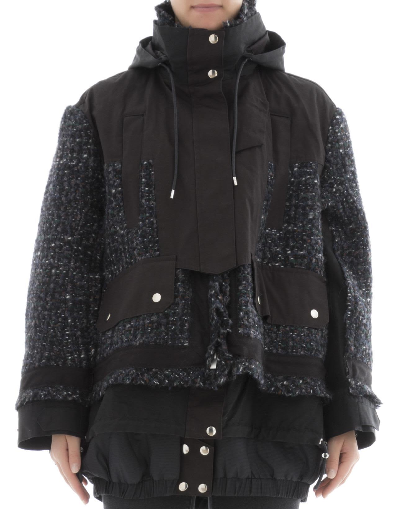 Sacai Multicolor Wool Jacket