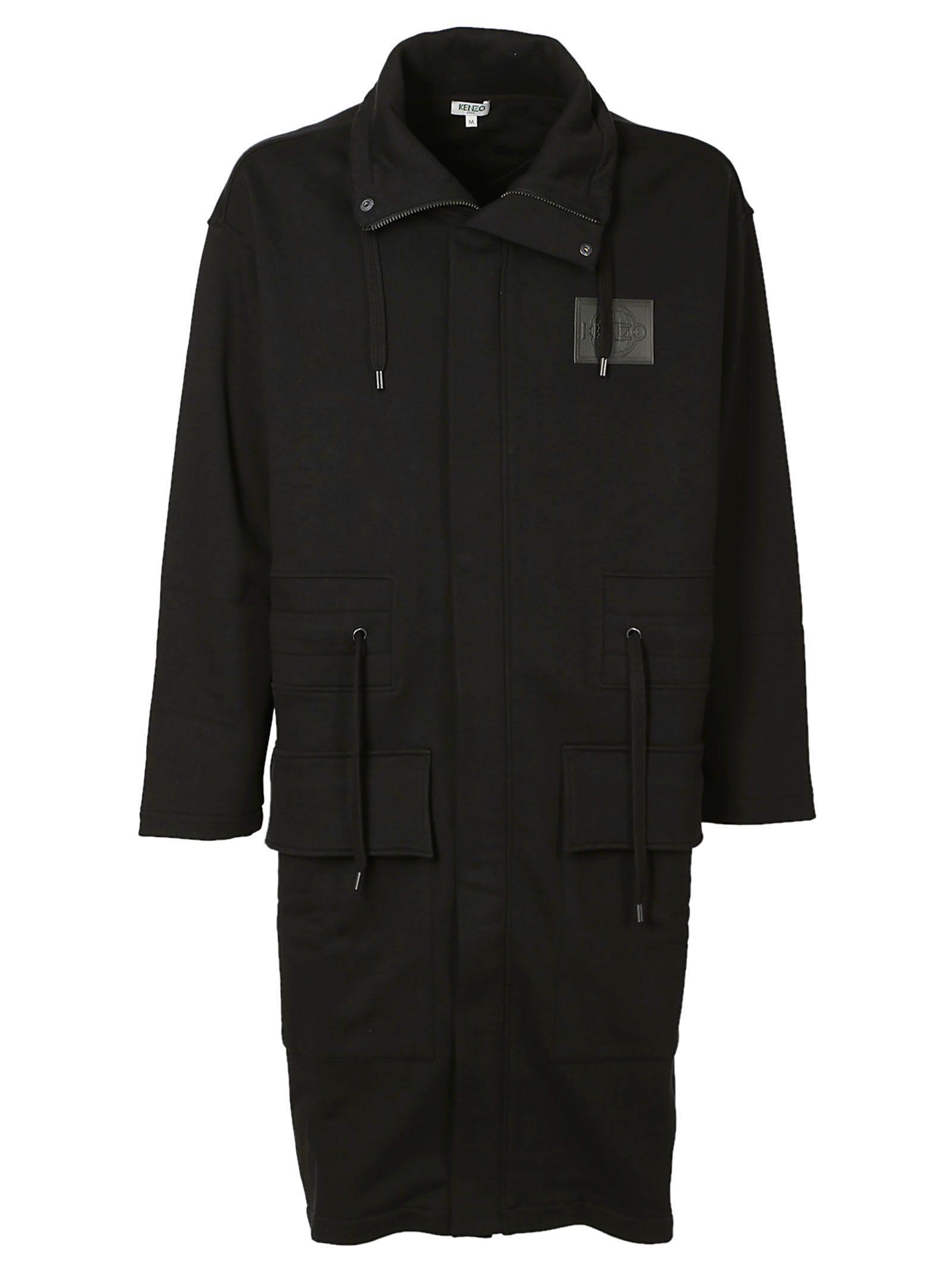 Kenzo Jacket In Noir